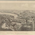 Map of Broad Brook, Conn.