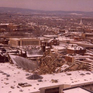 Civic Center Collapse