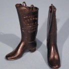 Miniature Boots, Wales Goodyear Shoe Company, Naugatuck