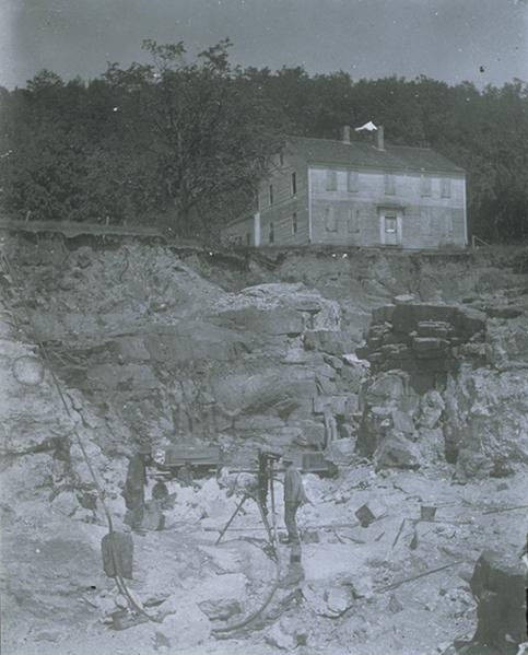 Gillette Quarry, Haddam