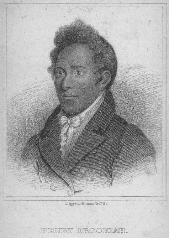 Henry Obookiah
