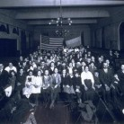 Mayor's Council Armenian Group, Hartford, 1920