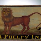Arah Phelps's Inn sign