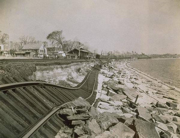 Hurricane of 1938, Niantic