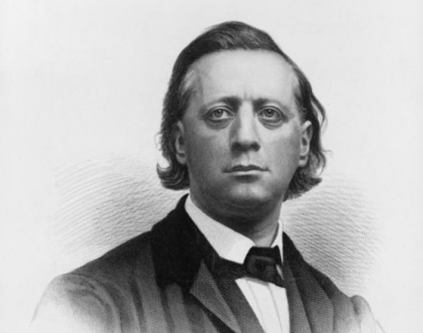 Henry Ward Beecher, ca. 1866