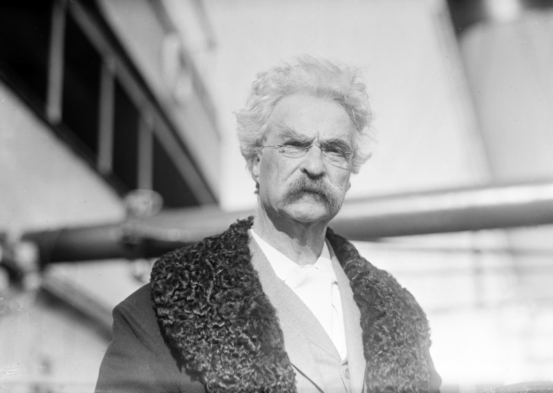 an analysis of mark twain in lacking the proper morals of the christian life Mark twain, mark twain quotes, mark twain quotes with images, quotes with pics, inspirational, motivational, success, leadership, funny, best, famous, love 5 a good marriage is the union of the two good forgiveness- mark twain funny life quotes 6 patriotism is supporting your country all the.