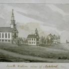 John Warner Barber, South Western view of Ashford, Conn