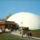 Postcard of Dinosaur State Park, ca. 1960s