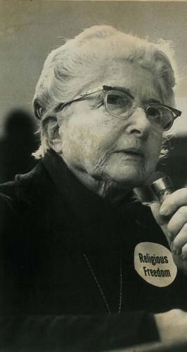 Hilda Crosby Standish