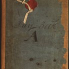 Cover of Dr. Horace Wells' Day Book
