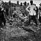 The wreck of Major Lufbery's machine, May 19, 1918
