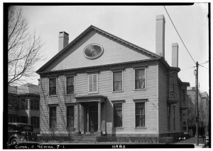 Noah Webster House, New Haven