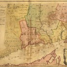 Map of the Colony of Connecticut in North-America