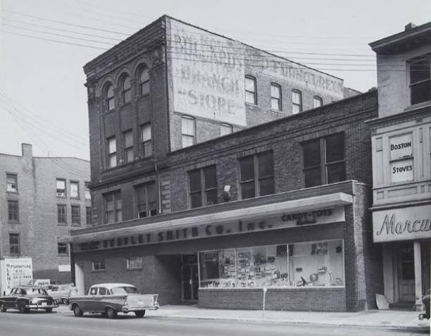 Bradley Smith Co., Inc., Grand Avenue, New Haven