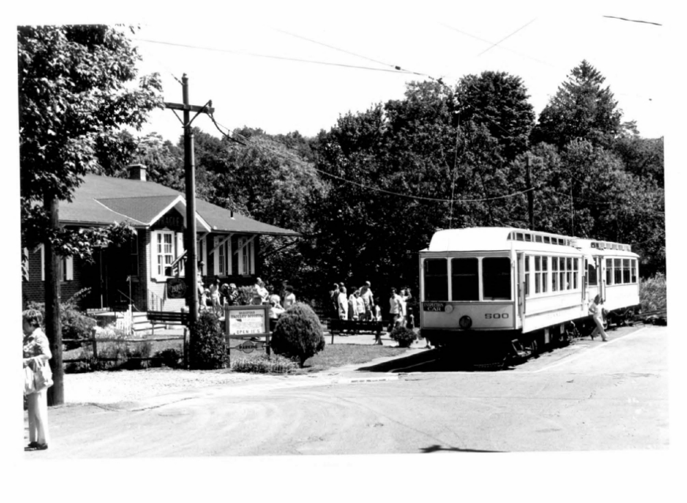 Branford Electric Railway - Trolley Museum