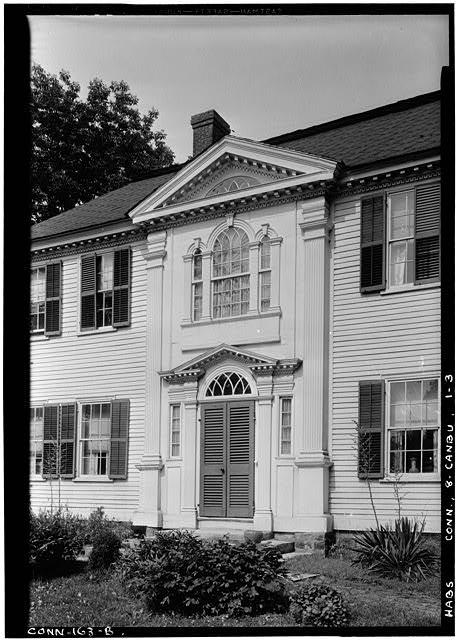 Elisha Payne House, Canterbury