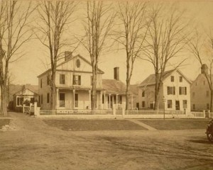 Sherman house, Main Street, New Milford
