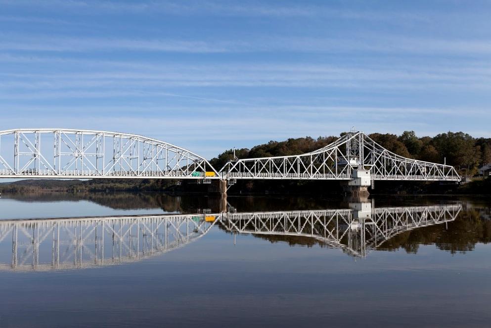 East Haddam Bridge over the Connecticut River
