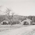 Civilian Conservation Corps work camp