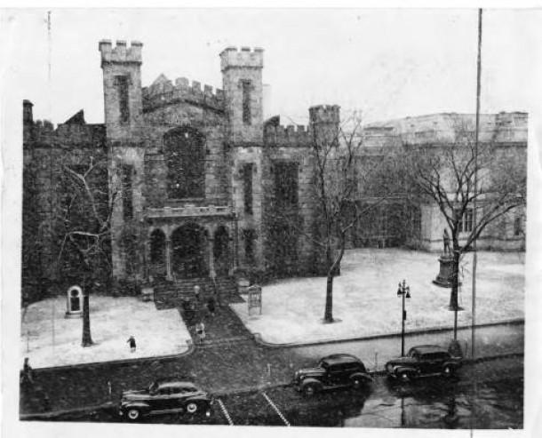 Wadsworth Atheneum, Hartford, December 1947