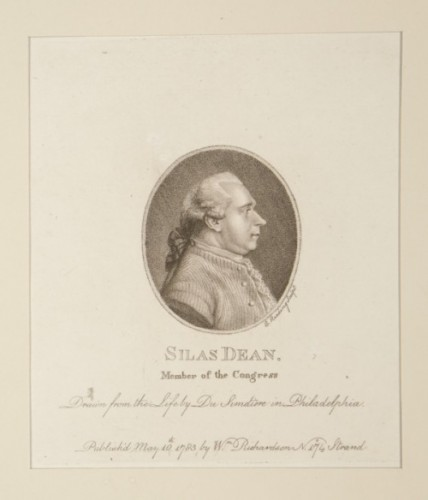 silas deanes death Waltzing through the riptides: the ordeal of silas deane by max   silas deane died over two hundred years ago, but his life keeps playing out, as  he.