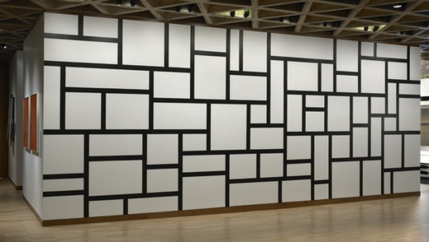 Sol Lewitt, Certificate of Ownership and Diagram Wall Drawing #614
