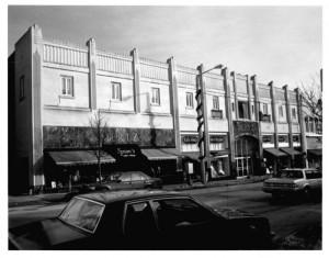 W.W. Mertz Building