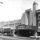 Warner Theater, 1931, designed by Thomas Lamb