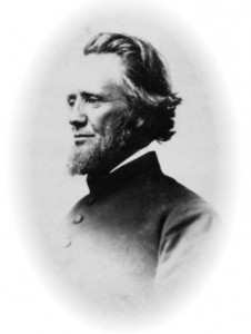 Frederick W. Gunn, ca. 1860s
