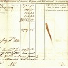 Financial statement sent to the proprietors of the Oxford Turnpike, 1812
