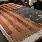 The Stonington Battle Flag