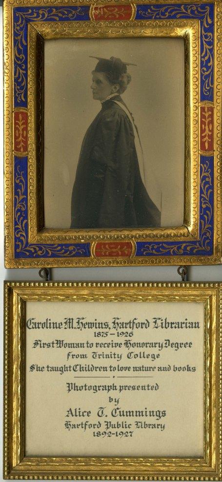Caroline Hewins, Hartford librarian