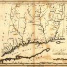 Connecticut from Morse, Maps of America by John Stockdale