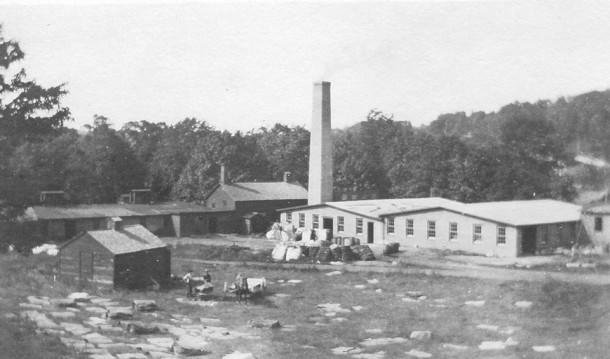 Case Paper Mill, circa 1925
