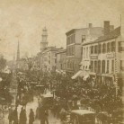 Election day, Main Street, Hartford