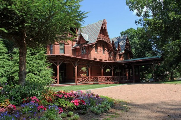 Mark Twain House & Museum, Hartford