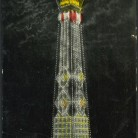 Postcard of the Electric Tower, White City, Savin Rock