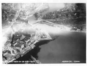 Norwich, 1938 aerial survey