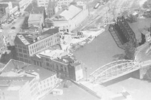 Detail from Norwich, 1938 aerial survey