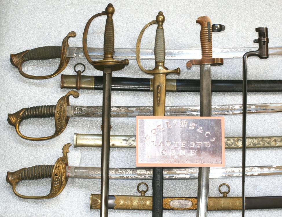 Collins & Company Swords and Bayonets