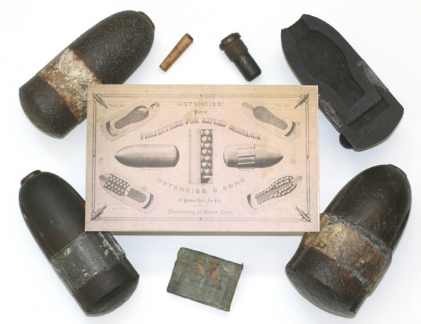 Hotchkiss & Sons Artillery Projectiles