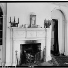 East Wall of Parlor, Wheeler-Beecher House, Bethany - Library of Congress, Prints and Photographs Division, Historic American Buildings Survey