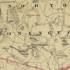 Detail of North Stonington from Town and city atlas of the State of Connecticut