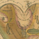 Detail of A Map of the Fortified Country of Man's Heart
