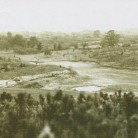 View of Mohegan community, 1934