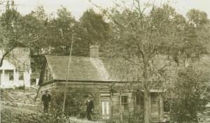 Mohegan Henry Baker Homestead, ca. 1934
