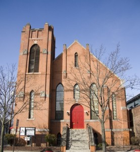 Varick AME Zion Church, 242 Dixwell Avenue, New Haven