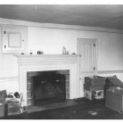 Interior, west front room, John Randall House