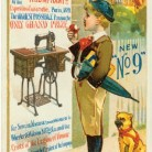 Trade card for Wheeler & Wilson Mfg. Co., Bridgeport