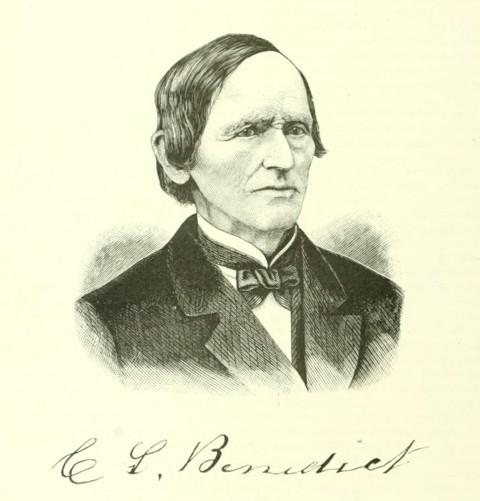 Caleb S. Benedict